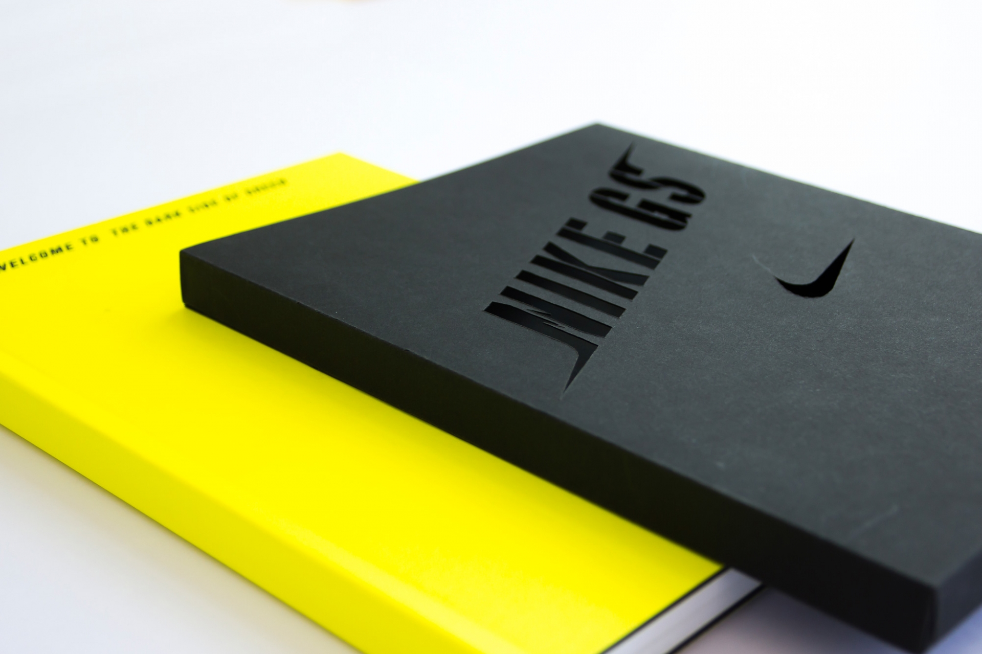 Press Kit | Nike GS - Centroffset stampa, packaging, grafica