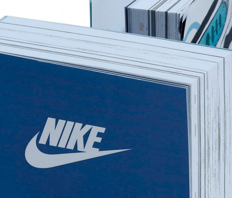 Flip book | Nike - Centroffset stampa, packaging, grafica