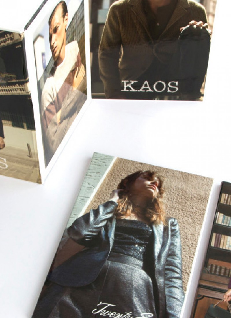 Visual Display | Kaos - Centroffset stampa, packaging, grafica