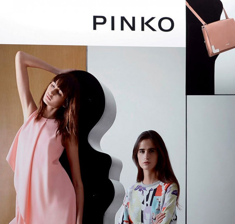 Visual display | Pinko - Centroffset stampa, packaging, grafica