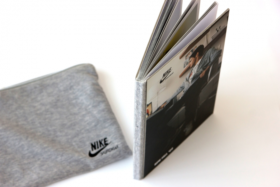 Press Kit | Nike NSW Fall - Centroffset stampa, packaging, grafica