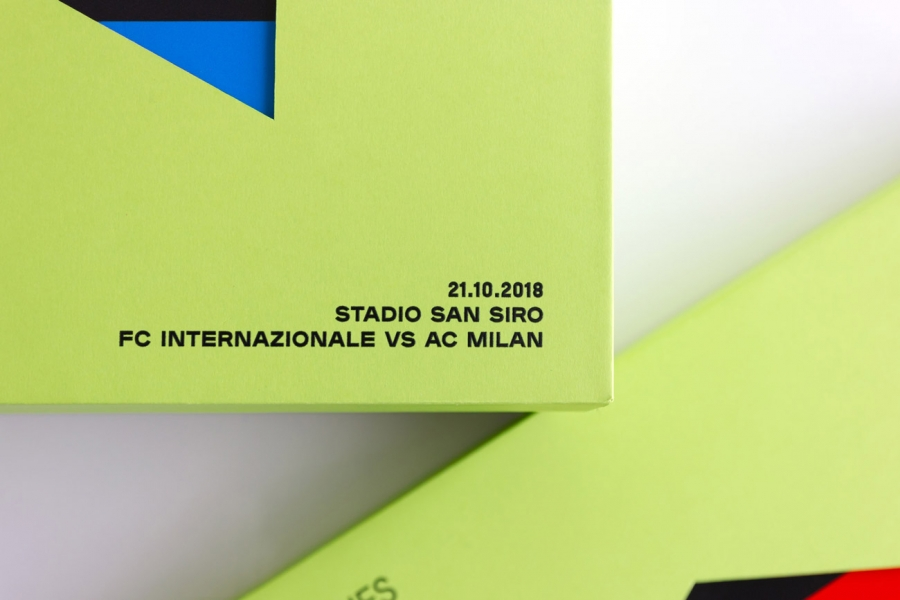 Pakaging solution | Nike - derby special edition - Centroffset stampa, packaging, grafica
