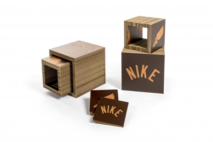 Elementi espositivi | Nike - Centroffset stampa, packaging, grafica