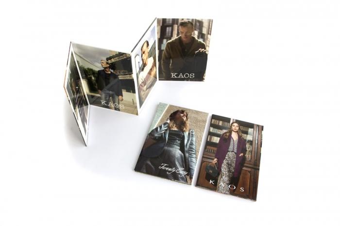Visual Display | Kaos - Centroffset stampa, packaging, grafica